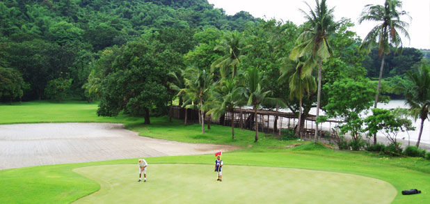 Puerto Azul Beach Resort And Country Club A Tourists Paradise In The Outskirts Of Ternate Town Cavite This Pleasant Five Star Is Just Few